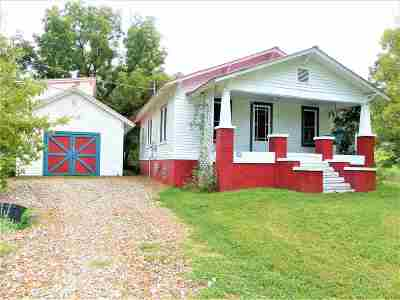 Single Family Home For Sale: 155 County Road 906