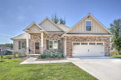 Cleveland Single Family Home For Sale: 1735 Overdale Drive NW