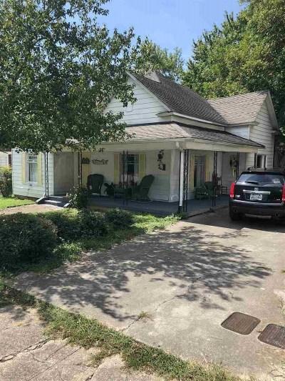 Etowah Single Family Home For Sale: 718 Washington Ave