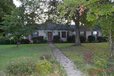 Etowah Single Family Home Contingent: 1008 Brentwood Drive