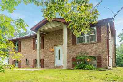 Ooltewah Single Family Home Contingent: 4019 Lost Oaks Drive