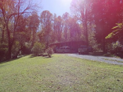 Sweetwater Single Family Home For Sale: 1300 Sands Road