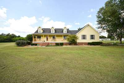 Georgetown Single Family Home For Sale: 12907 Georgetown Village Lane