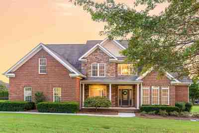 Ooltewah Single Family Home For Sale: 8205 Rambling Rose Drive