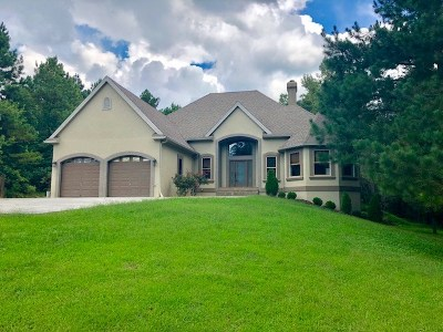 Cleveland Single Family Home For Sale: 2127 Old Parksville Rd NE