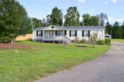Cleveland TN Single Family Home Contingent: $119,900
