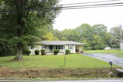 Single Family Home For Sale: 6208 Ooltewah Georgetown Road