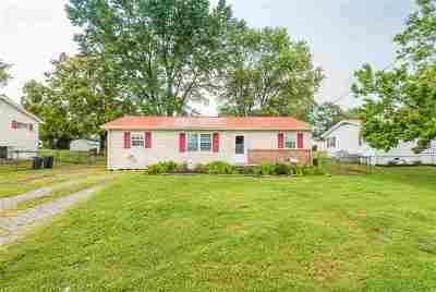 Sweetwater Single Family Home For Sale: 111 Chapel Ave