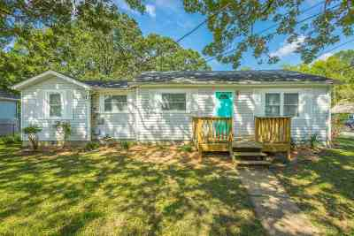 Chattanooga Single Family Home For Sale: 1301 McBrien Road