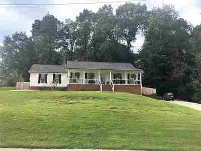 Charleston Single Family Home Contingent: 102 Sugar Maple Ct NW