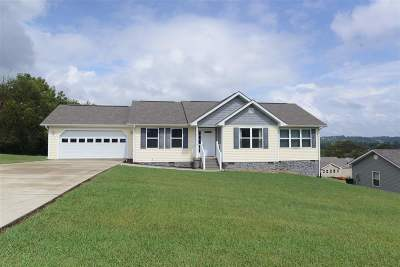 Dayton Single Family Home Contingent: 152 Foothills Drive