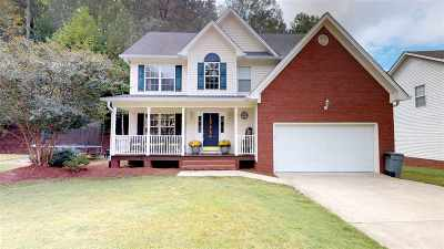 Mapleton Forest Single Family Home Contingent: 175 Jay Haven Lane NW