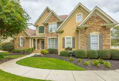 Ooltewah Single Family Home For Sale: 7230 Claudes Creek Drive