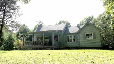 Reliance Single Family Home Contingent: 105 Hicks Adams Drive