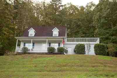 Cleveland Single Family Home For Sale: 980 White Oak Rd