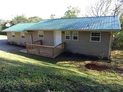 Benton Single Family Home Contingent: 1599 Benton Station Road