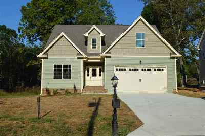 Georgetown Single Family Home For Sale: 7576 Grasshopper Rd.