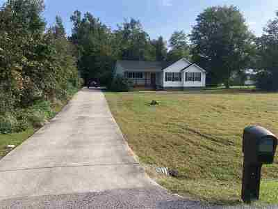 Georgetown Single Family Home Contingent: 11187 Brittsville Road