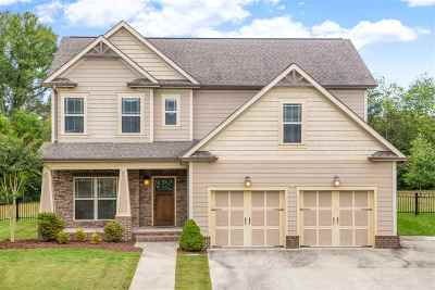Ooltewah Single Family Home For Sale: 8354 Front Gate Circle