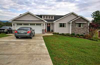 Dayton Single Family Home For Sale: 266 Foothills Drive
