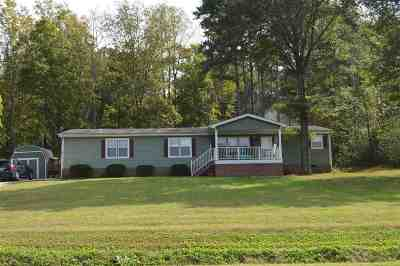 Cleveland Single Family Home Contingent: 5365 Blue Springs Rd SW