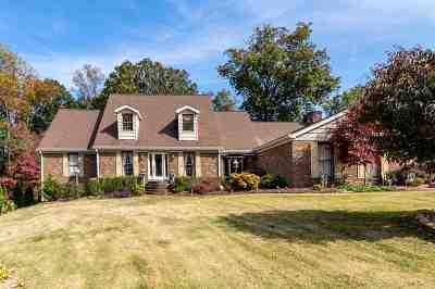 Single Family Home For Sale: 158 County Road 444