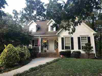 Benwood Single Family Home Contingent: 112 Cunningham Cir NE