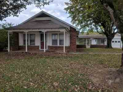 Decatur Single Family Home For Sale: 18188 State Hwy 58 N