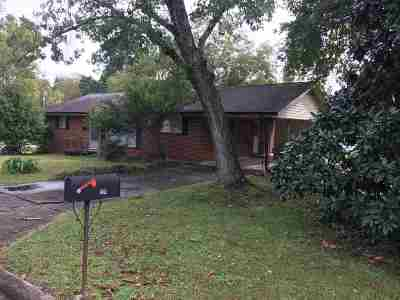 Etowah Single Family Home For Sale: 301 Indiana Ave