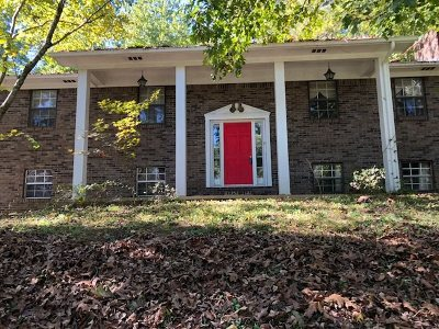 Cleveland Single Family Home For Sale: 3823 Chilhowee Circle NW