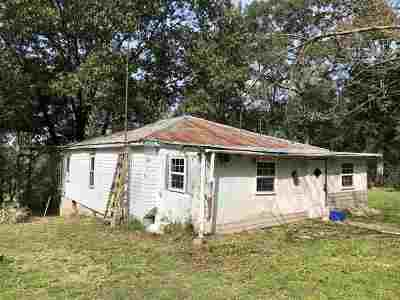 Cleveland Single Family Home For Sale: 640 Humberd Road