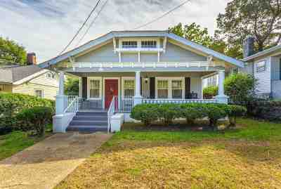 Chattanooga Single Family Home For Sale: 814 Barton Avenue