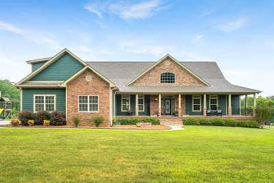 Single Family Home For Sale: 7697 Gamble Road