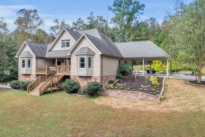Single Family Home Contingent: 155 Spring Branch Road