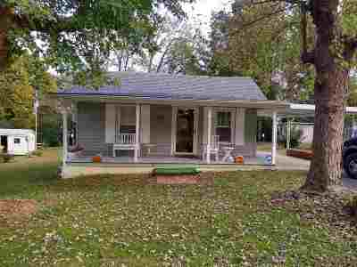 Athens Single Family Home For Sale: 111 Brown Street