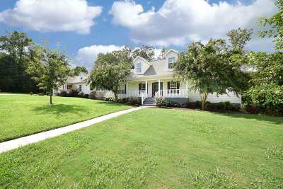 Charleston Single Family Home For Sale: 122 Mill Hamlet Road NW