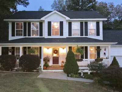 Benwood Single Family Home For Sale: 361 Macmillan Road NE