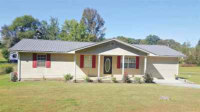 Decatur Single Family Home Contingent: 135 Circle Valley Circle