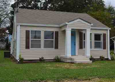 Cleveland Single Family Home Contingent: 685 4th Street SE