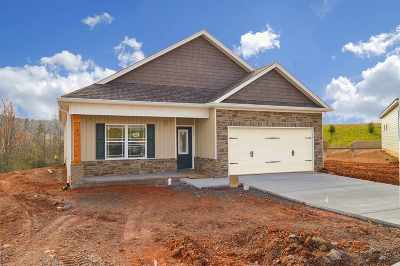 Cleveland TN Single Family Home Under Contract: $214,900