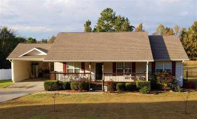 Athens Single Family Home For Sale: 115 Fairview Road