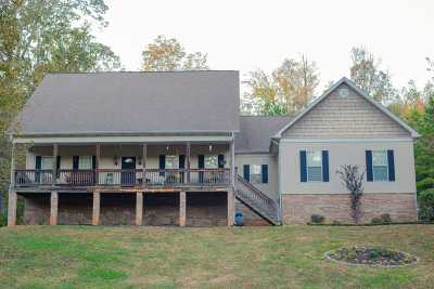 Georgetown Single Family Home For Sale: 1522 Eads Bluff Road NW