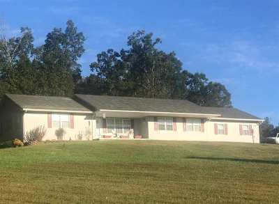 Riceville Single Family Home For Sale: 353 County Road 961