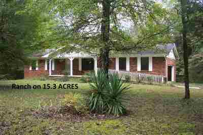Ocoee Single Family Home For Sale: 1590 Old Federal Road
