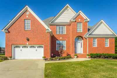 Ooltewah Single Family Home For Sale: 8225 Tipacanoe Court