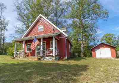 Madisonville Single Family Home For Sale: 596 Griffith Branch Road