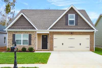Cleveland TN Single Family Home Contingent: $228,900