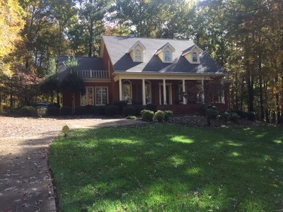 Cleveland Single Family Home For Sale: 1851 Partridge Road NW