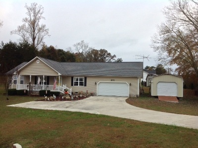 Dayton Single Family Home For Sale: 271 Maley Hollow Road