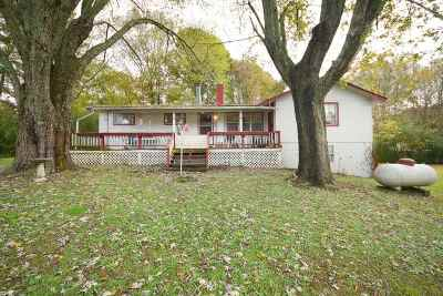 Cleveland Single Family Home For Sale: 1375 Maden Road SE